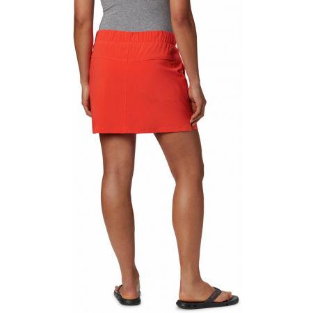 Dámska  šortková sukňa - Columbia CHILL RIVER SKORT - 7