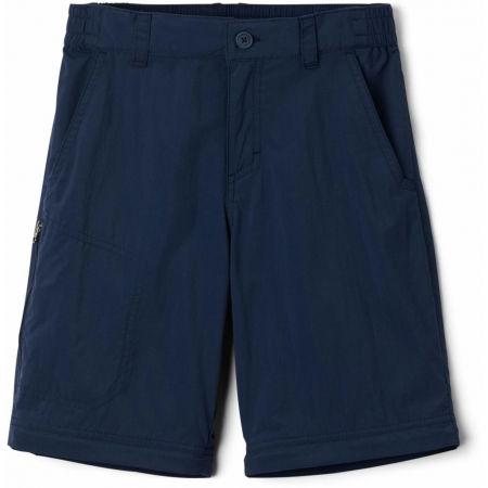 Chlapecké kalhoty - Columbia SILVER RIDGE IV CONVERTIBLE PANT - 4