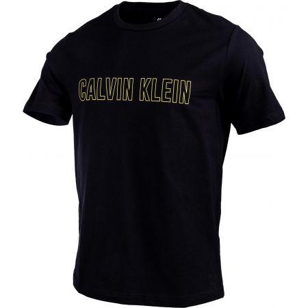 Мъжка тениска - Calvin Klein SHORT SLEEVE T-SHIRT - 2