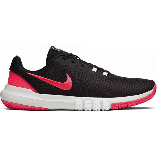 Nike FLEX CONTROL TR4 červená 9 - Pánská tréninková obuv