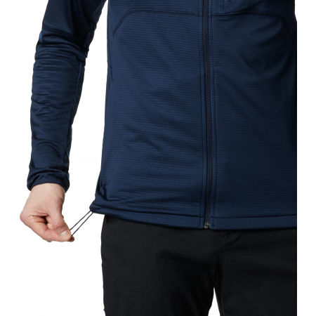 Мъжки суитшърт - Columbia TECH TRAIL FULL ZIP HOODIE - 9