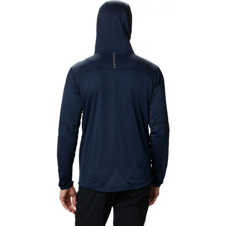 Мъжки суитшърт - Columbia TECH TRAIL FULL ZIP HOODIE - 6