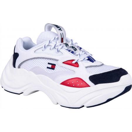 Tommy Hilfiger FASHION CHUNKY RUNNER - Dámska obuv na voľný čas