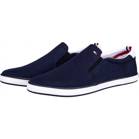 Pánska slip-on obuv - Tommy Hilfiger ICONIC SLIP ON SNEAKER - 2