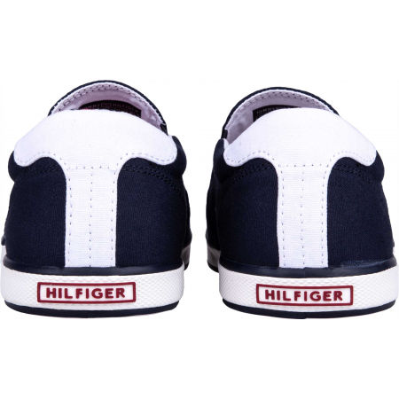 Pánska slip-on obuv - Tommy Hilfiger ICONIC SLIP ON SNEAKER - 7