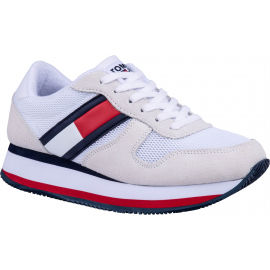 Tommy Hilfiger FLATFORM RUNNER COLOUR SNEAKER - Women's leisure shoes