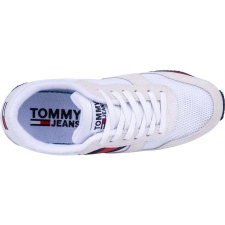 Dámska obuv na voľný čas - Tommy Hilfiger FLATFORM RUNNER COLOUR SNEAKER - 5