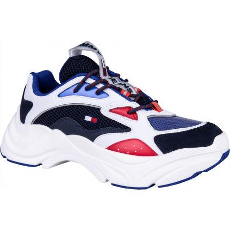 Tommy Hilfiger FASHION CHUNKY RUNNER - Pánska voľnočasová obuv