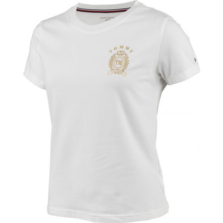 Dámske tričko - Tommy Hilfiger CN TEE SS - 2