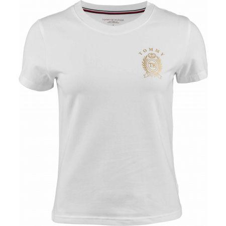 Tommy Hilfiger CN TEE SS - Dámske tričko