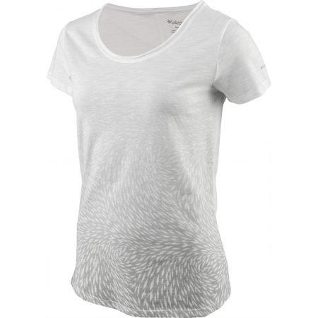 Dámske tričko - Columbia OCEAN FADE SHORT SLEEVE TEE - 2