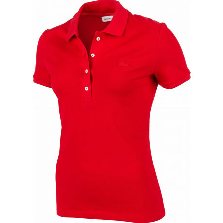 Dámske polo tričko - Lacoste SHORT SLEEVE POLO - 2