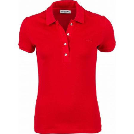 Poloshirt für Damen - Lacoste SHORT SLEEVE POLO - 1
