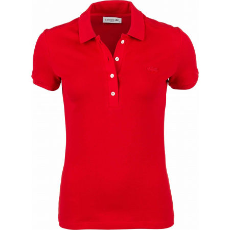 Lacoste SHORT SLEEVE POLO - Dámske polo tričko