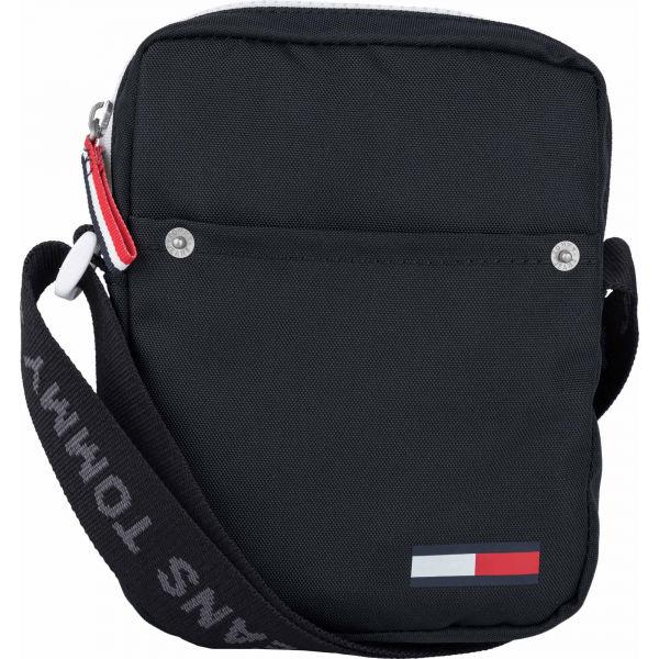 Tommy Hilfiger COOL CITY MINI REPORTER NYL černá UNI - Pánská taška