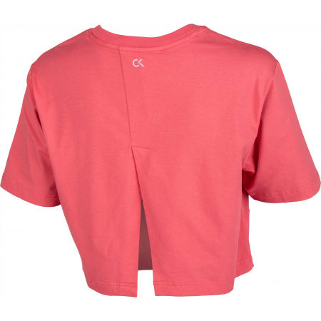 Dámske tričko - Calvin Klein CROPPED SHORT SLEEVE T-SHIRT - 3