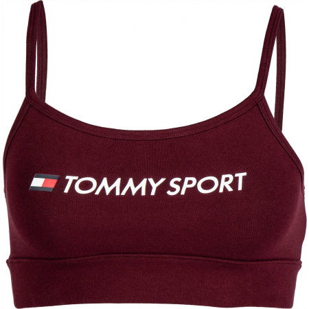 Dámska podprsenka - Tommy Hilfiger CO/EL LOW SUPPORT BRA - 1