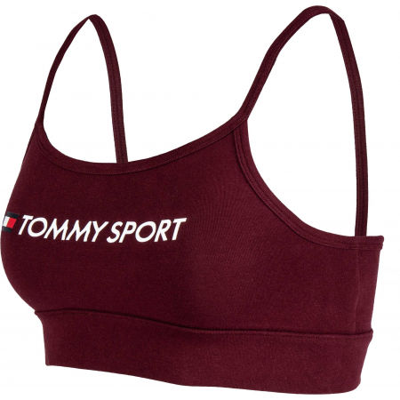Dámska podprsenka - Tommy Hilfiger CO/EL LOW SUPPORT BRA - 2