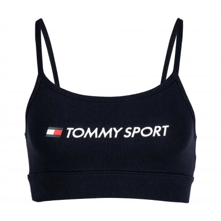 Tommy Hilfiger CO/EL LOW SUPPORT BRA - Дамско бюстие
