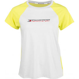 Tommy Hilfiger COTTON MIX TOP LOGO - Women's T-shirt