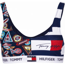 Tommy Hilfiger BRALETTE PRINT - Dámska podprsenka