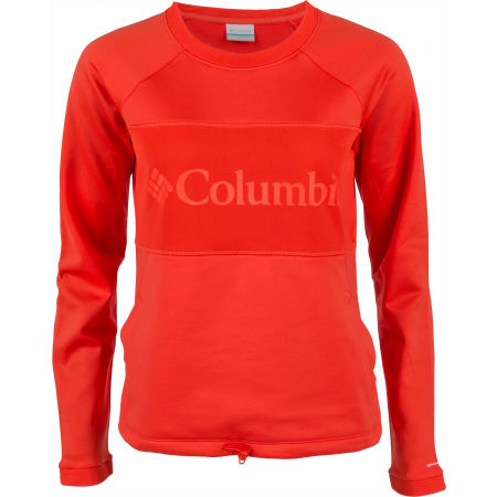 Columbia WINDGATES FLEECE CREW - Női fleece pulóver
