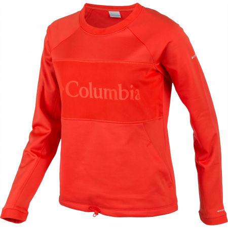 Damen Sweatshirt - Columbia WINDGATES FLEECE CREW - 2