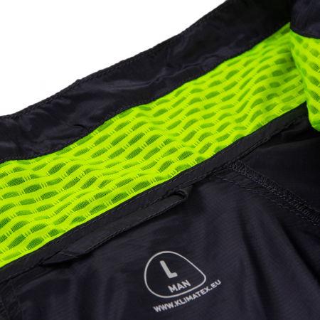 Pánska bežecká bunda - Klimatex BUDDY - 8