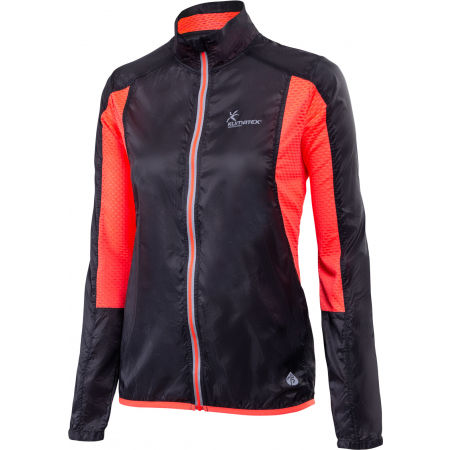 Women's running jacket - Klimatex RAVEN - 1
