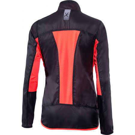Women's running jacket - Klimatex RAVEN - 2