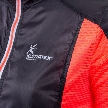 Women's running jacket - Klimatex RAVEN - 3