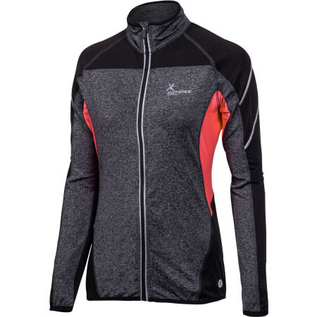 Women's running sweatshirt - Klimatex NOEMI - 1