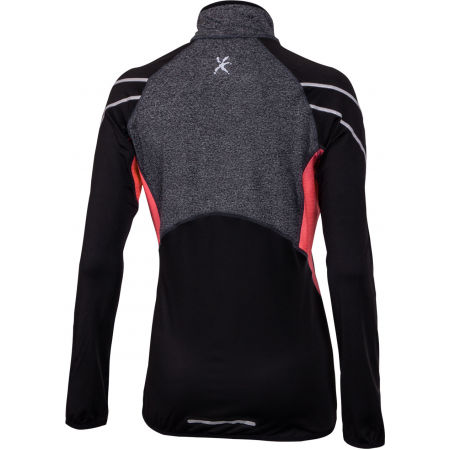 Women's running sweatshirt - Klimatex NOEMI - 2