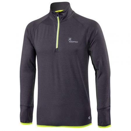 Мъжки пуловер за бягане - Klimatex ENSIO - 1