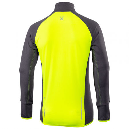Мъжки пуловер за бягане - Klimatex ENSIO - 2