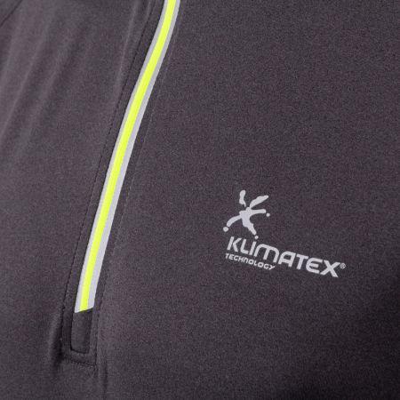 Мъжки пуловер за бягане - Klimatex ENSIO - 3