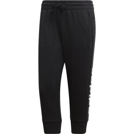 adidas E LIN 3/4 PT - Dámské tříčtvrteční kalhoty