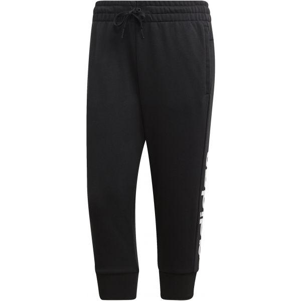 adidas E LIN 3/4 PT - Dámske trojštvrťové nohavice