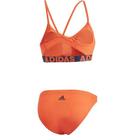 Bikini damskie - adidas BEACH WOMEN BRANDED BIKINY - 2