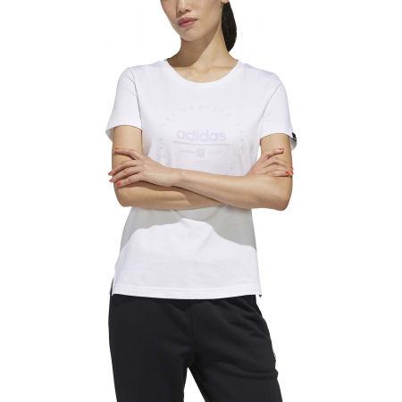 Dámske tričko - adidas W ADI CLOCK TEE - 3