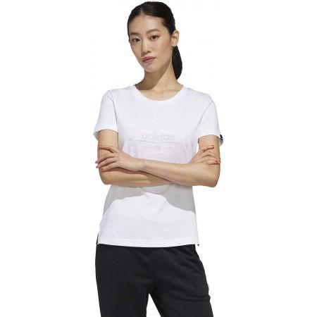 Dámske tričko - adidas W ADI CLOCK TEE - 4