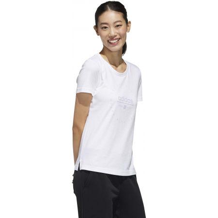 Dámske tričko - adidas W ADI CLOCK TEE - 6