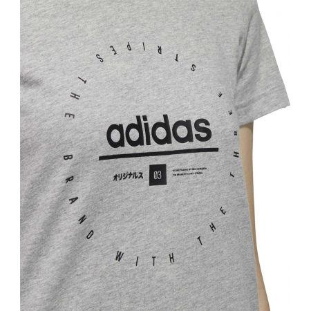 Tricou de damă - adidas W ADI CLOCK TEE - 8