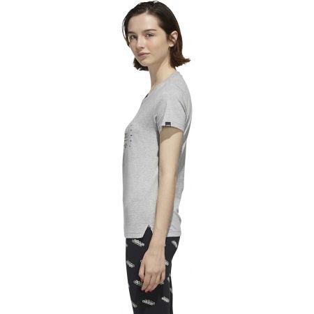 Tricou de damă - adidas W ADI CLOCK TEE - 5