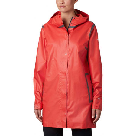 Columbia OUTDRY EX™ MACKINTOSH JACKET - Dámsky kabát