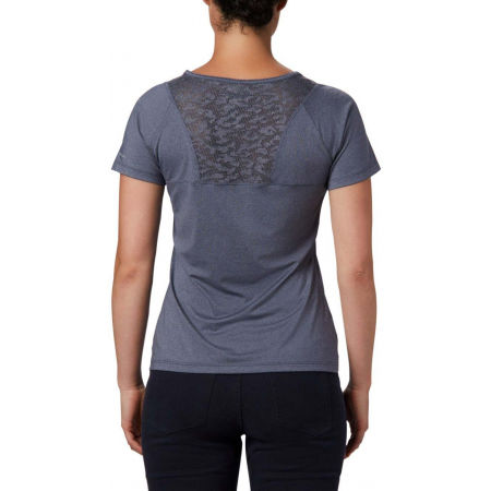 Dámske tričko - Columbia PEAK TO POINT II SS TEE - 2