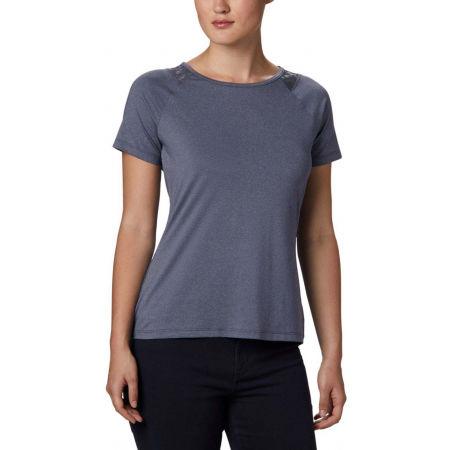 Dámske tričko - Columbia PEAK TO POINT II SS TEE - 1