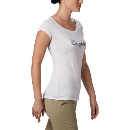 Dámske tričko - Columbia SHADY GROVE SS TEE - 2