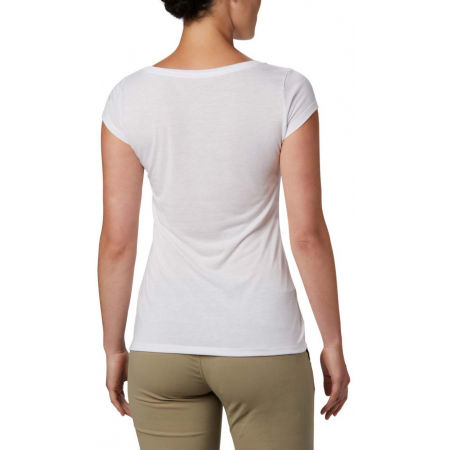 Dámske tričko - Columbia SHADY GROVE SS TEE - 3