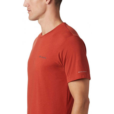 Pánske tričko - Columbia MAXTRAIL SS LOGO TEE - 4